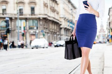 Shopping per la donna in carriera: 5 must have